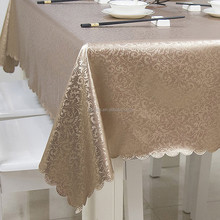 Leather Decorative Tablecloth Waterproof Oilproof Durable Table Covers