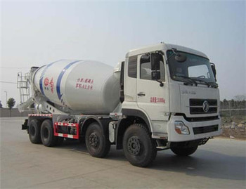 Chinese manufacture with good price concrete mixer truck