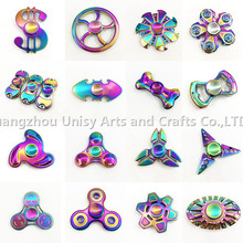 Kinds of dog bone spinner / Cat claw Fidget Hand Spinner High Speed made of Metal,Copper, Brass, Aluminum