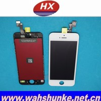 Factory price!!!!!Replacement lcd screen for iphone 5 lcd with digitizer, for iphone 5 lcd display, for iphone lcd spare part