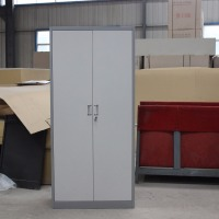 Big 72 inch metal filing cabinet used/full height steel office cupboard/cheap storage cabinet
