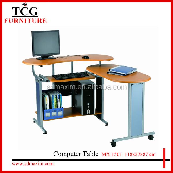 tcg pliage ordinateur de bureau compact mx 1501 table en bois id de produit 60160708306 french. Black Bedroom Furniture Sets. Home Design Ideas