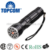 ex-factory portable 15+1 led infrared flashlight