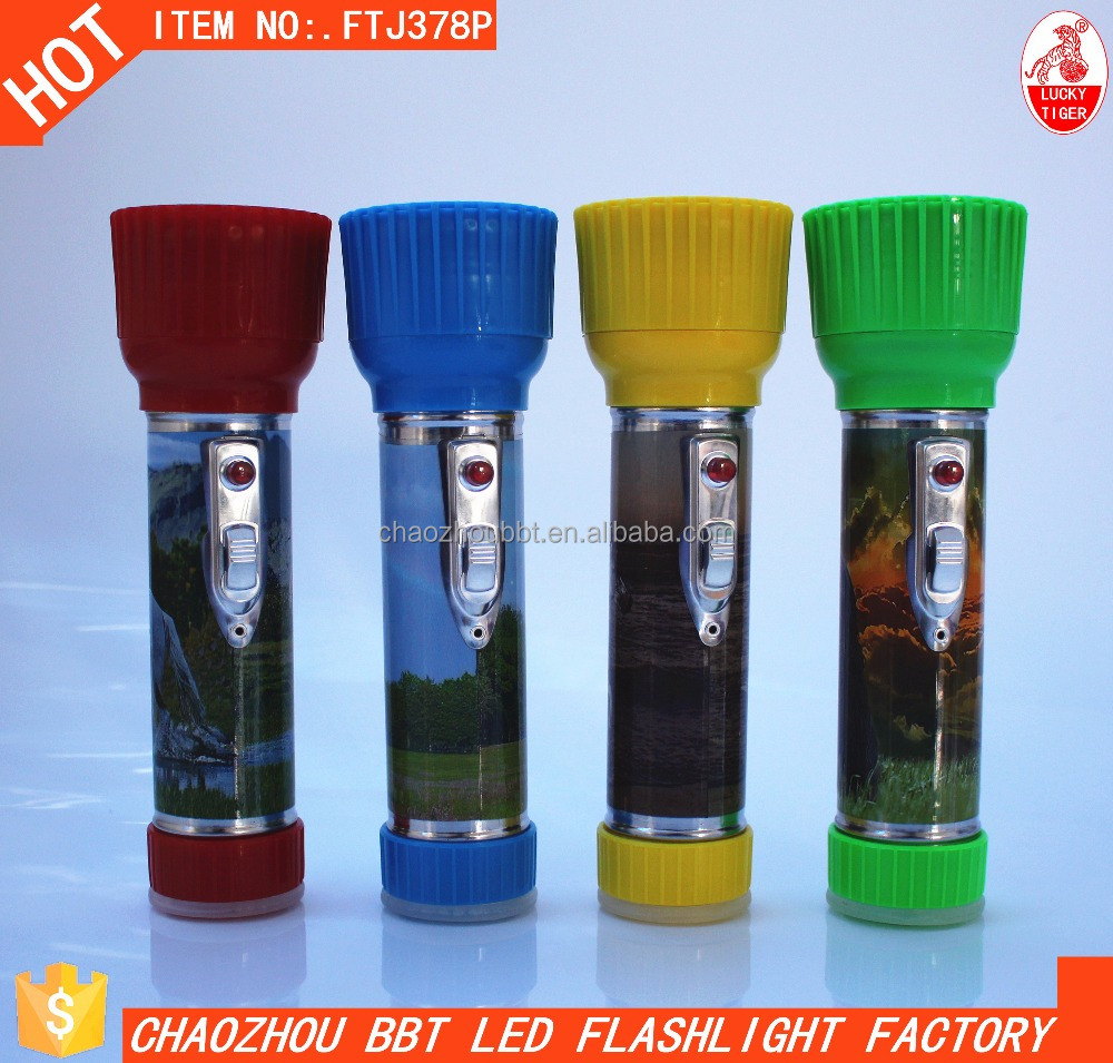 Cell In Africa Flashlight Bright LED Dragon Light Torch