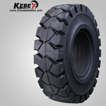 Industrial tire factory wholesale solid rubber tires