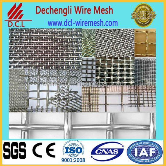 Anping 120 micron stainless steel mesh screen