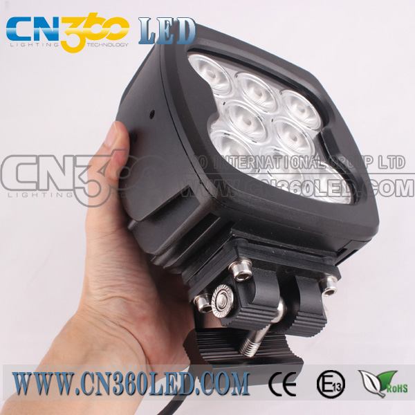 80w 9600lm light truck 4x4 spot lights car accessories