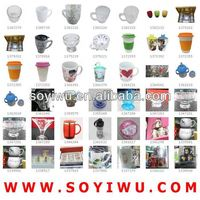 PLASTIC INDUSTRIES IN DAMAN Manufacturer from Yiwu Market for Cups & Mugs