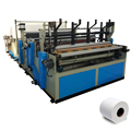 Automatic small toilet paper converting machinery