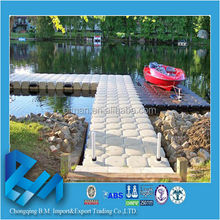 inshore used cage floating pontoon