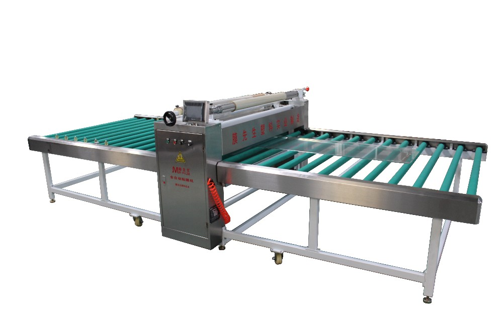 High Quality Automation Silicone Double Roller Coater Glass Coating Machine