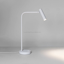 High quality energy saving portable luminaire led reading table lamp