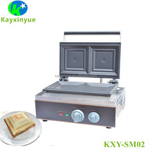 2016 Hot Sale Commercial Electric Biscuit Sandwich Press Machine with Best Price