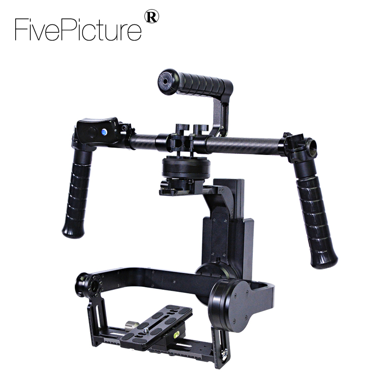 Factory Price G2 3 Axis Gimbal Stabilizer Film Equipment Camera Steadicam For camera dslr