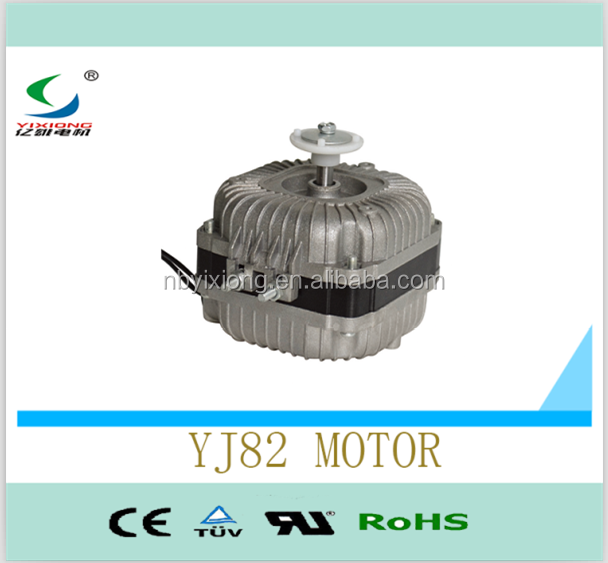 Ball bearing Shaded Pole Gear Motor