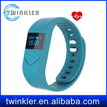 2016 Factory wholesale Bluetooth Smart Bracelet M5 blood pressure heart rate monitor watch