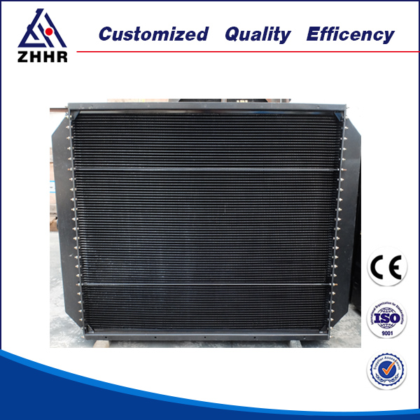 OEM Tube-Fin Water Tank Radiator