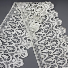 water soluble lace fabric/textile lace fabric