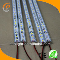 12volt LED 1M Waterproof Factory SMD 5050 LED Rigid Strips with Clips