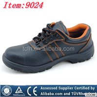 hot selling middle cut liberty industrial safety shoes for workers cheap safety work shoes 9024