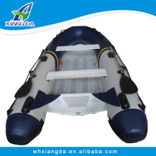 Xiangda China CE Certificate Manufacturer Rigid Hull Aluminium RIB Hypalon Inflatable Boat