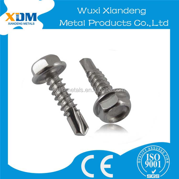 Best Price High Quality self tapping screws With Nuts