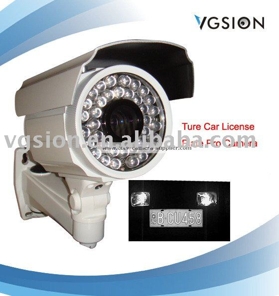 automatic license plate camera ( ANPR Camera)