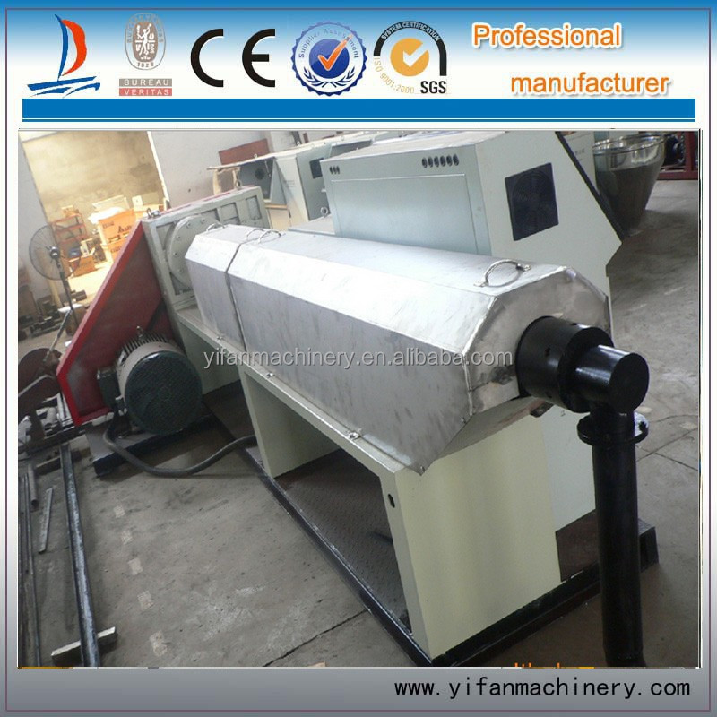PE Wax Extruder Machine China