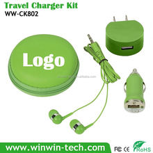 Multi USB type charger best toys for 2016 christmas gift