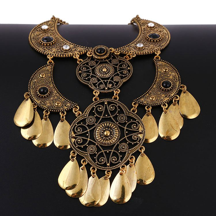 New coming OEM design cleopatra necklace manufacturer sale
