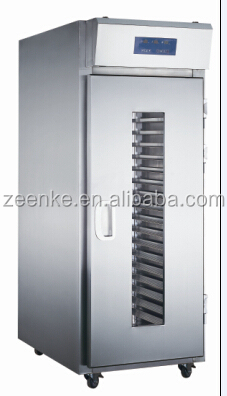 electric bakery proofer/ bread proofer/hot sale refrigerated type commercial pizza dough proofer
