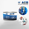 ACB Most professional car paint for customer by quick dry auto vanish