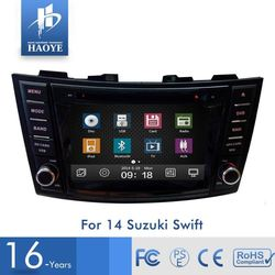 Factory Price Free Samples Car Navigation Entertainment System For Suzuki Swift