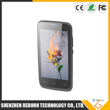 OEM Brand 4.0 inch screen 800*480p 2MP dual camera MTK Quad Core children senior older Android smart Cell Phone