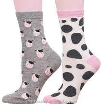 2015 new Womens Cotton Socks Cute Animal Story Design socks