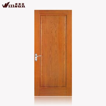 2014 wood panel door design burma teak price for home use for Door design and rate