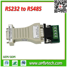 Upfly UT-201 New Sale dtech usb 2.0 to serial rs232 adapter RS-232 to RS-485 Serial Converter