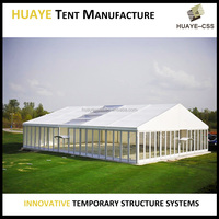 Cheap outdoor clear span wedding marquee tents for sale