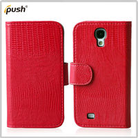 2013 new hot best price leather case for Samsung galaxy S4