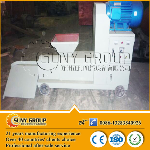Competitive Price ISO,CE Certification Charcoal Briquette Making Machine