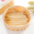 Disposable factory direct supply high quality different size of bamboo fruit toothpicks picks floss