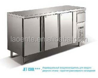 salad,pizza prep counter/Under Counter Refrigerator for Salad OEM factory