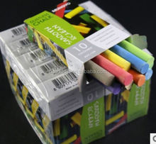 CHINA HOT SALE GOOD QUALITY SCHOOL COLOR CHALK