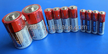 Top Selling 1.5V Alkaline Battery Size AAA