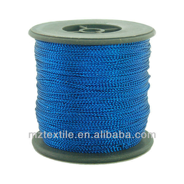 VARIOUS COLORS PACKING METALLIC CORD