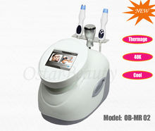 Fractional RF Thermage Cavitation Cooling System Beauty Equipment (OB-MR 02)