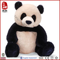 Plush Toy Supplier Soft Stuffed Panda Toy Wild Animal