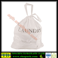 "degradable disposable laundry bag 14 X 24"" 0.85mil"