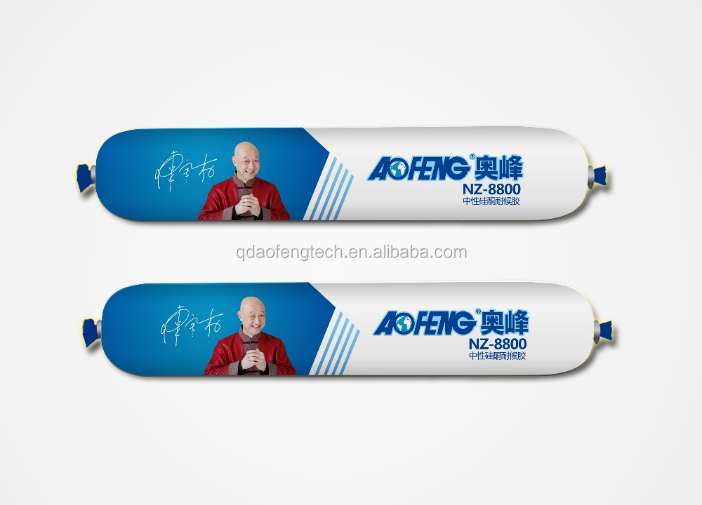High quality acetic silicone sealant 280ml made in Qingdao