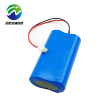 Factory 2S1P Icr18650 Rechargeable 18650 Li Ion 7.4V 2500Mah Li-Ion Lithium Battery Pack